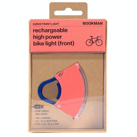 Luz de Bicicleta Bookman Curve Front