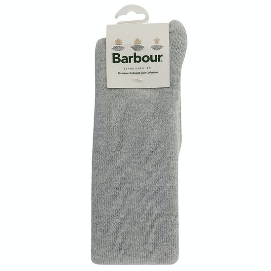Barbour Knee Wellingtons Socks