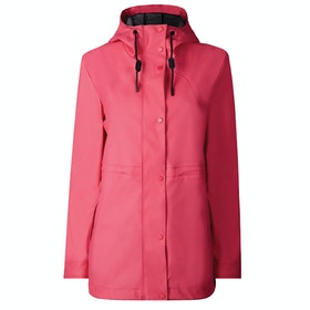 Hunter Original Lightweight Ladies Waterproof Jacket - Bright Pink
