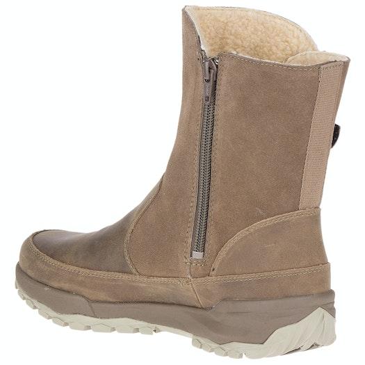 Merrell Icepack Guide Mid Buckle Waterproof Stiefel