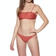 Volcom Simply Solid Bandeau Bikini Top
