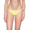 Volcom Take A Neon Tie Side Bikiniunterteil - Neon Yellow
