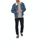 Brixton Cable Sherpa Denim Jacket