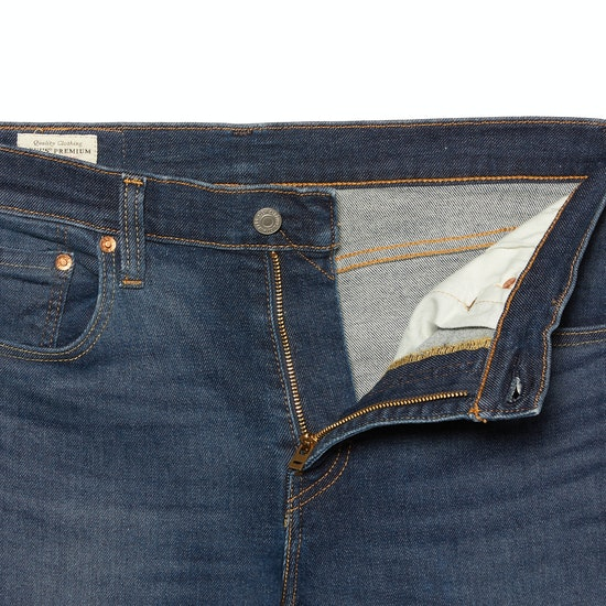 Calças de Ganga Levi's 512 Slim Taper Fit