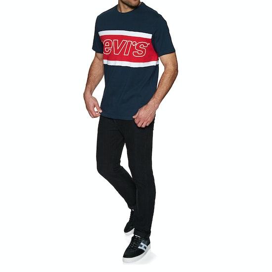 Levi's Colour Block Short Sleeve T-Shirt