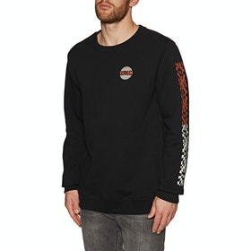 Volcom Reload Crew Sweater - Black