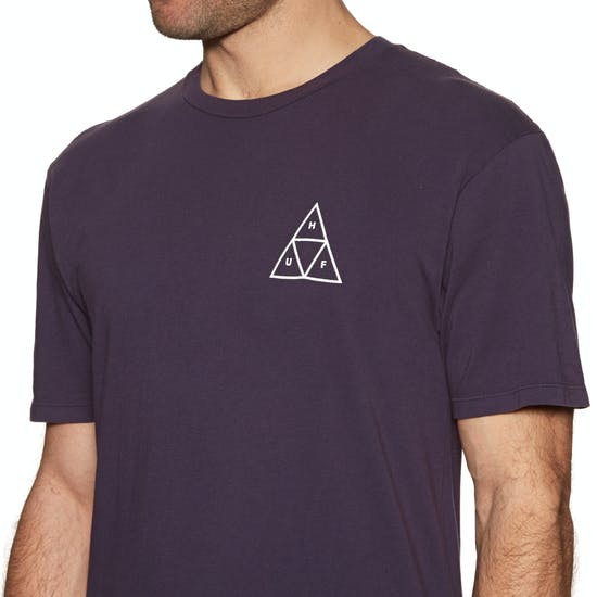 Huf Essentials Triple Triangle Kurzarm-T-Shirt