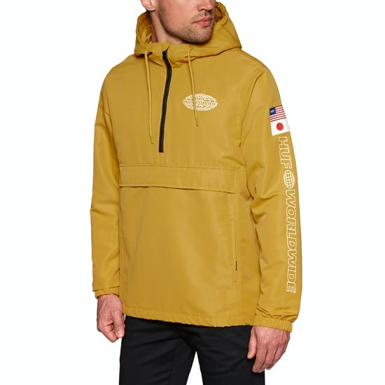 Huf World Tour Anorak Windproof Jacket