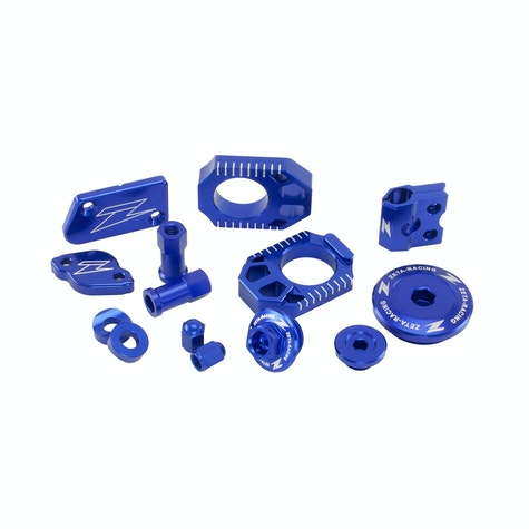 MX Bike Bling Zeta Billet Kit Kawasaki KXF450 1617