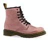 Dr Martens 1460 Glitter J Kids Boots - Pink Coated Glitter