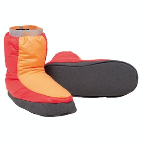 Exped Camp Booty Slippers - Red