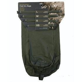 Exped Fold Xs-l 4pk Drybag - Olive Drab