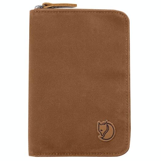 Fjallraven Passport Wallet Właściciel dokumentu