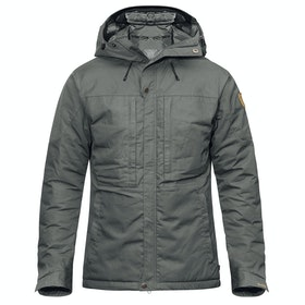 Fjallraven Skogso Padded Jacket - Thunder Grey