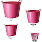 Red Gorilla Tub Trug Flexible Flexible Tub