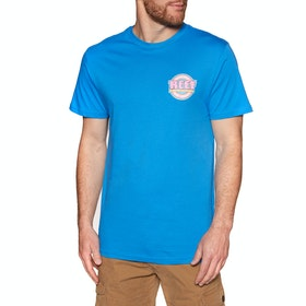 Reef Authentic Short Sleeve T-Shirt - Lake Blue