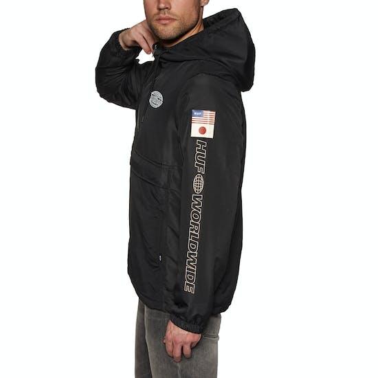 Huf World Tour Anorak Windproof Jacket