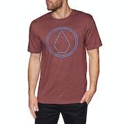 Volcom Pinstone Hth Short Sleeve T-Shirt
