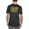 Volcom Road Test Short Sleeve T-Shirt - Black