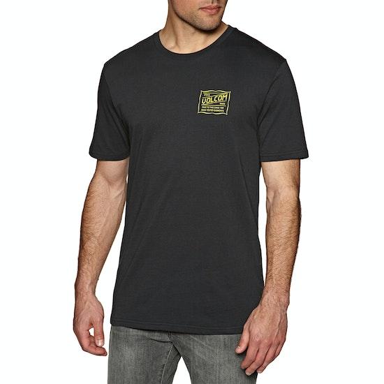Volcom Road Test Mens Short Sleeve T-Shirt
