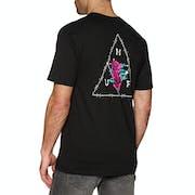 Huf Dystopia Tt Short Sleeve T-Shirt