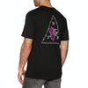 Huf Dystopia Tt Short Sleeve T-Shirt - Black