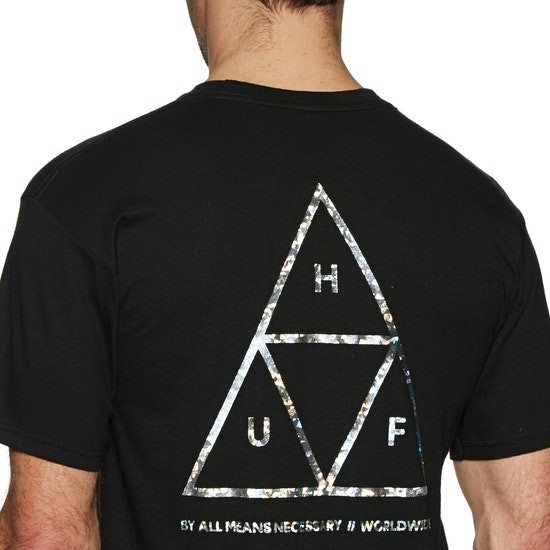 Huf Hologram Short Sleeve T-Shirt