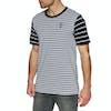 Huf F••k It Reversible Knit Short Sleeve T-Shirt - Black