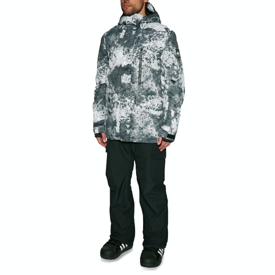 Quiksilver Mission Print Snow Jacket