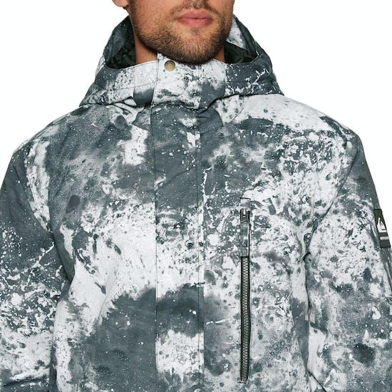 Quiksilver Mission Print Snow Jacket