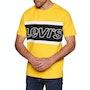 Jersey Colorblock Brilliant Yellow/ Whi