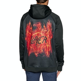 686 Slayer Bonded Fleece Pullover Hoody - Black