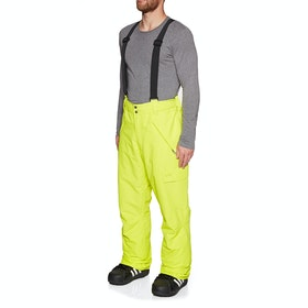 Protest Denysy Snow Pant - Green Glow