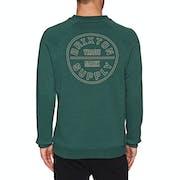 Brixton Oath Crew Fleece Mens Sweater