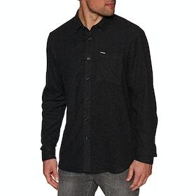 Volcom Caden Solid Shirt - Black