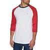 Volcom Pen Long Sleeve T-Shirt - Engine Red