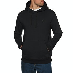 Volcom Single Stone Pullover Pullover Hoody - Black