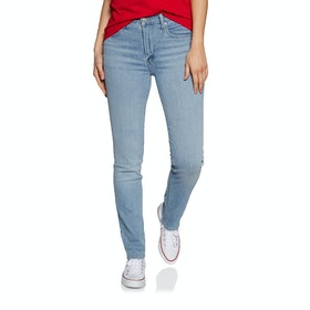 Jeans Femme Levi's 724 High Rise Straight - San Francisco Coast