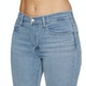 Levi's 724 High Rise Straight Womens Jeans