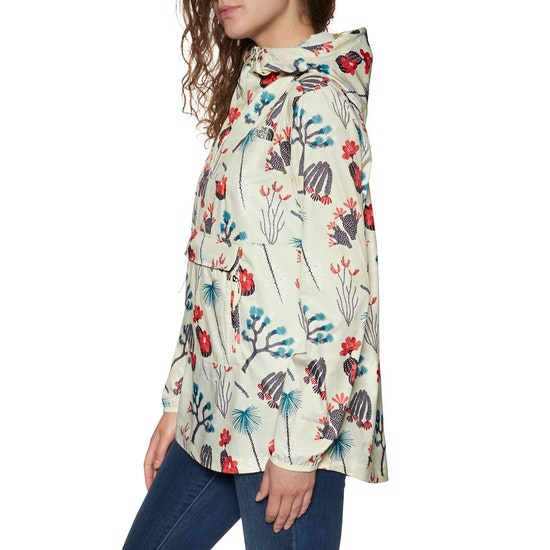 North Face Printed Fanorak Dames Winddicht Jack