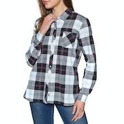 Camisa Mujer Barbour Shoreline