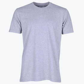 Colorful Standard Classic Organic T Shirt - Heather Grey