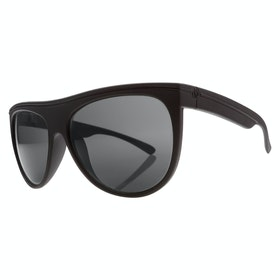 Electric Low Note Sunglasses - Matte Black ~M Grey