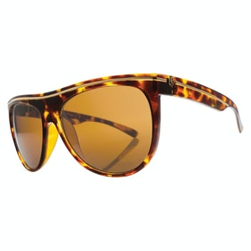 Electric Low Note Sunglasses - Tortoiseshell ~ M Bronze