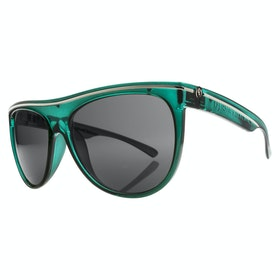 Electric Low Note Sunglasses - Midnight Green ~ M Grey