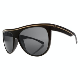 Electric Low Note Sunglasses - Fools Gold ~ M Grey