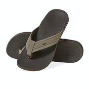 Reef Leather Ortho-spring Sandals