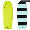 Surfboard Catch Surf Beater Original Twin Fin - Electric Lemon