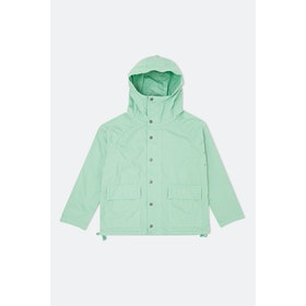 Albam Petham Parka 4326 Jacket - Faded Jade