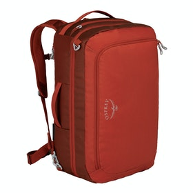 Osprey Transporter Carry On 44 , Bagage - Ruffian Red